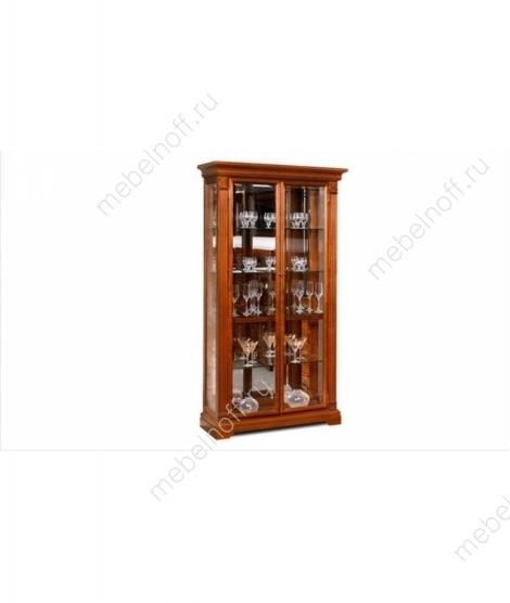 Шкаф с витриной  Престиж ГМ 5903