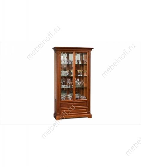 Шкаф с витриной  Престиж ГМ 5907