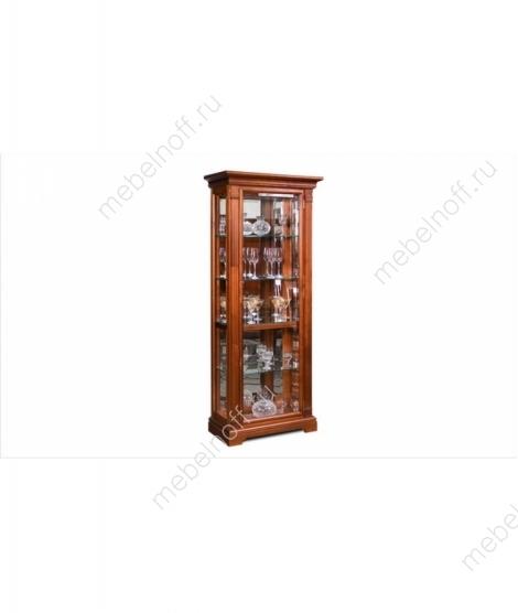 Шкаф с витриной  Престиж ГМ 5901