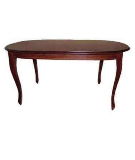 Овальный раздвижной стол Агат Б 1600