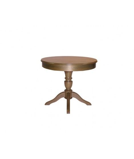 Раздвижной стол Рондо из дерева