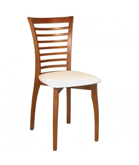 Деревянный стул Агат без подлокотников