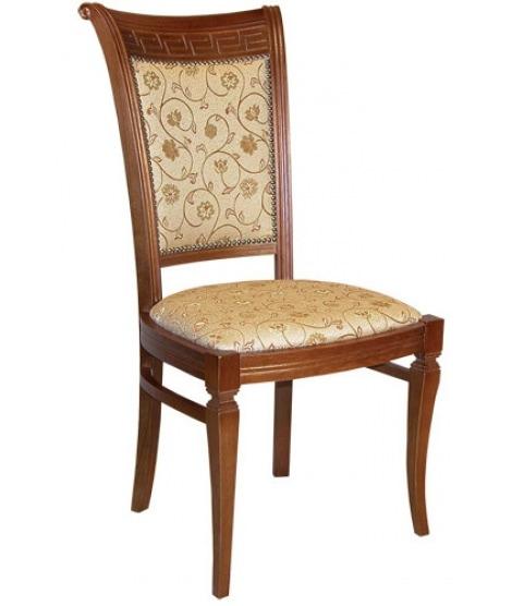 Деревянный мягкий стул Сенатор из массива