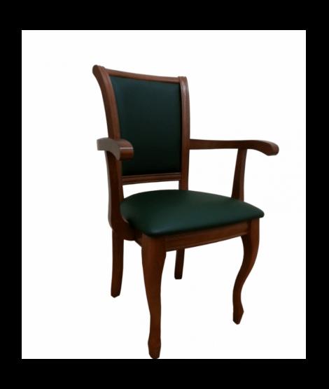 Кресло Мираж-2 на изогнутых ножках