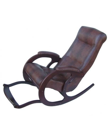 Кресло Качалка  (с регулируемой подножкой) КР-13-1