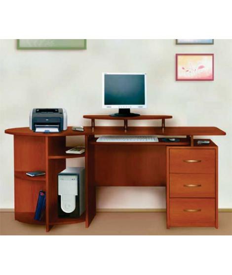 Стол компьютерный офисный современного дизайна