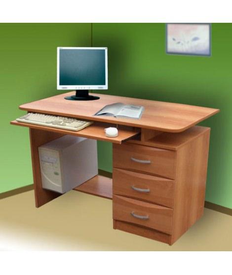 Малогабаритный компьютерный стол СПК-2 с ящиками