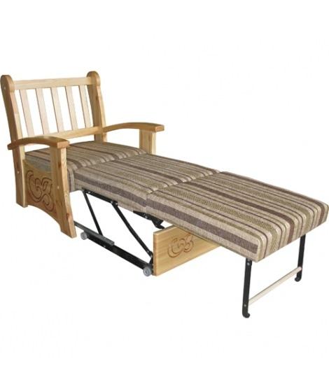 Кресло-кровать Баю-бай со спальным местом 700*2100 мм