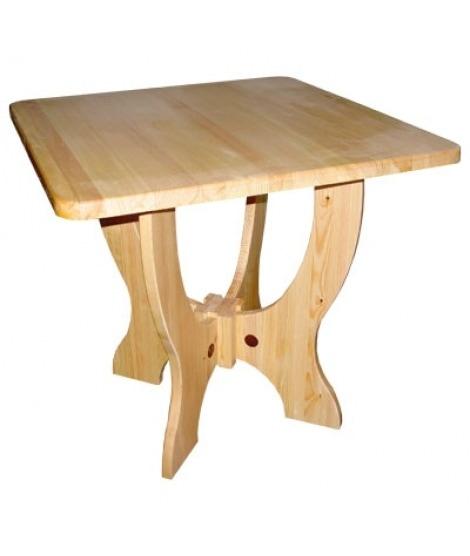 Квадратный стол ОМ-Квад для небольшого помещения