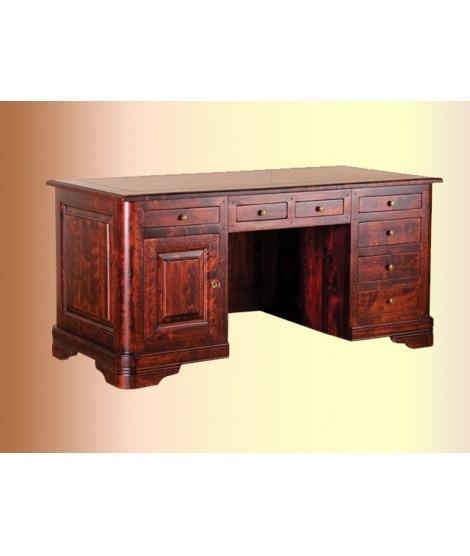 2 тумбовый письменный стол ОВ 16 03 из массива
