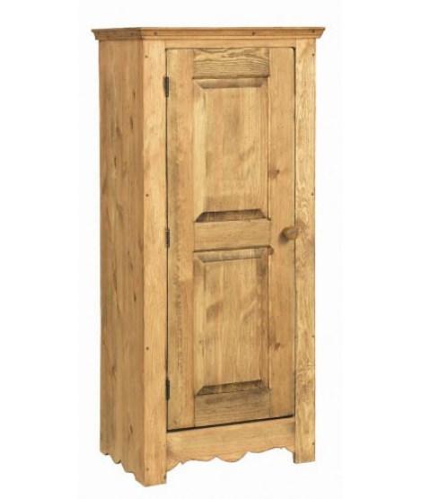 Компактный шкаф для белья Марго