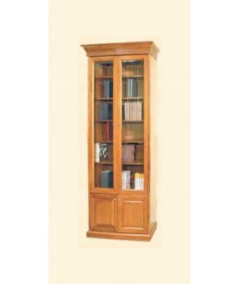 Шкаф книжный двухдверный Государь