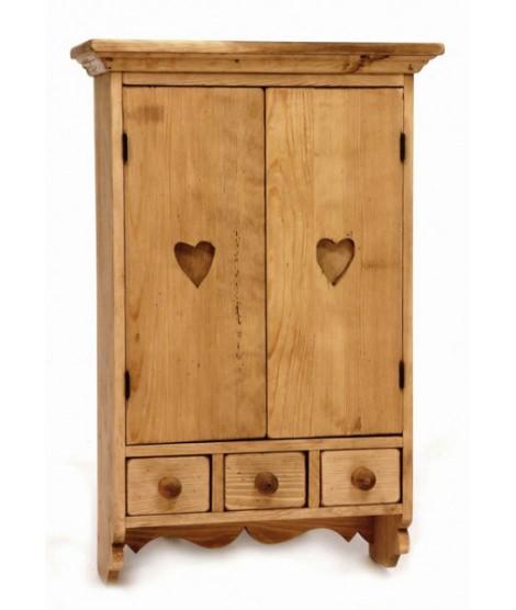Навесной шкаф из сосны MEGEVE