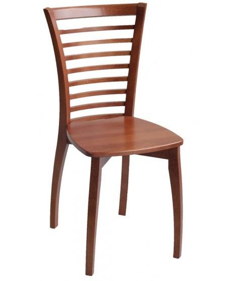 Современный стул Ева c жестким сиденьем