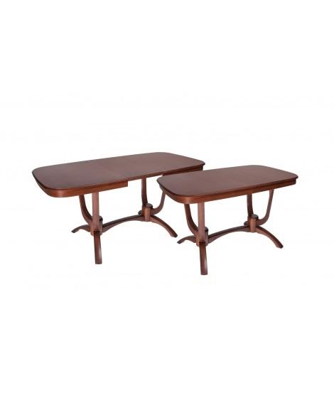 Стол раздвижной деревянный Камелия 1300