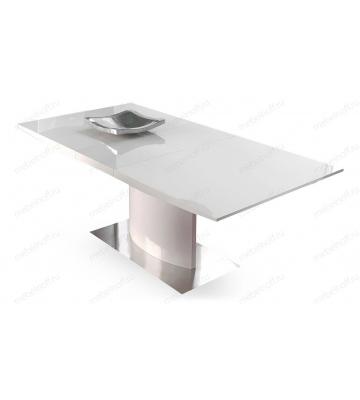Стол обеденный DT-01 белый
