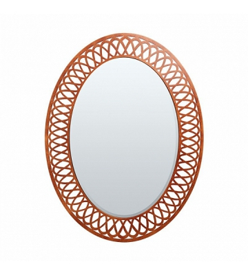 Зеркало из дерева Zzibo Орех арт. 173