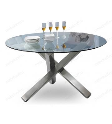 Стол обеденный BZ951 хром
