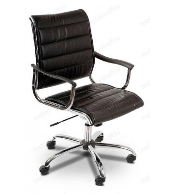 Кресло компьютерное Бюрократ CH-994AXSN черное