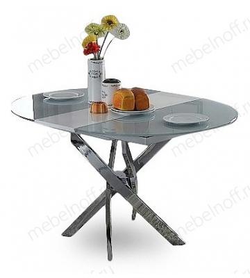 Стол обеденный 2303 хром