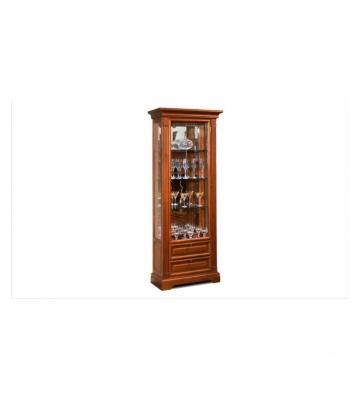 Шкаф с витриной  Престиж ГМ 5906