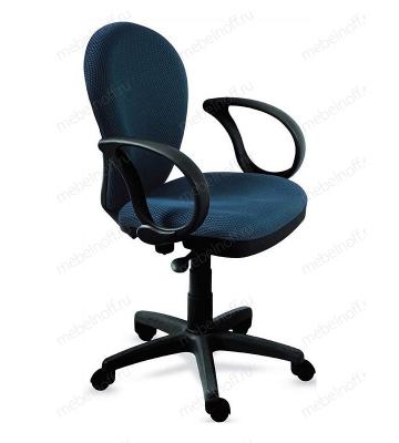 Кресло компьютерное Бюрократ CH-687 темно-синее