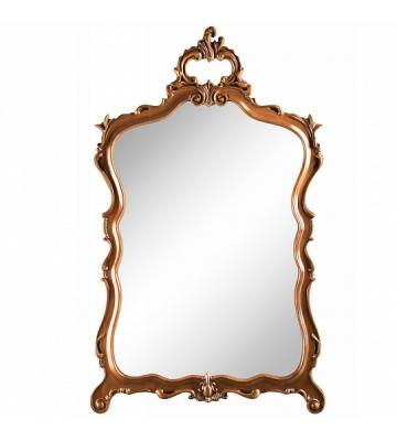Зеркало из дерева Орех арт. 56/1