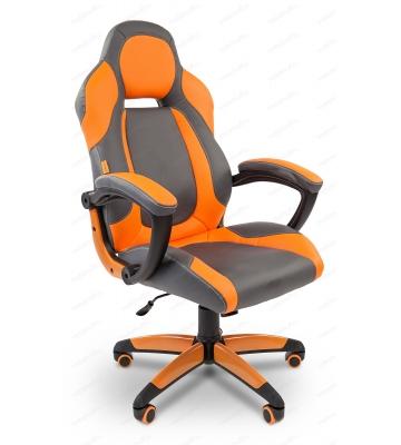 Кресло игровое Chairman Game 20 Orange