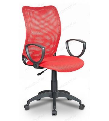 Кресло компьютерное Бюрократ CH-599/R/TW-97N