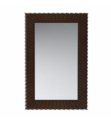 Зеркало из дерева Орех арт. 64