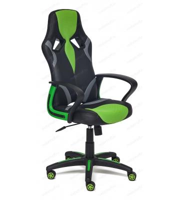 Кресло компьютерное Runner Зеленый