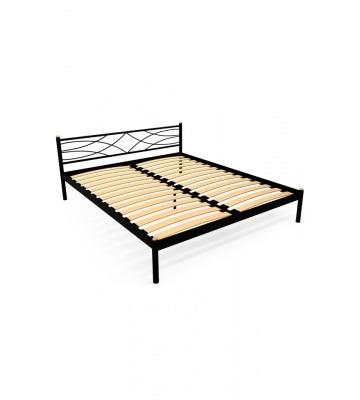 Кровать металлическая 7015