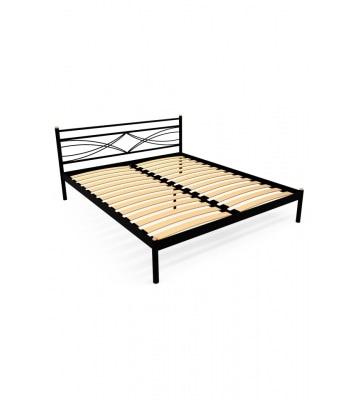 Кровать металлическая 7018