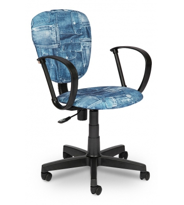 Кресло компьютерное СН413 Bl