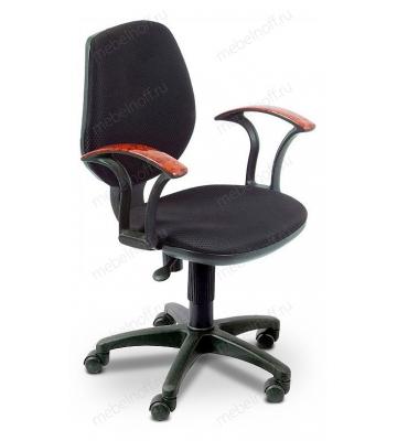 Кресло компьютерное Бюрократ CH-725AXSN черное