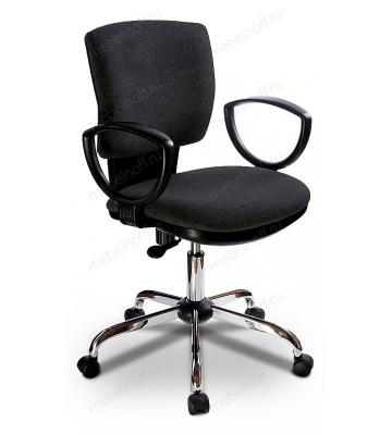 Кресло компьютерное Бюрократ CH-626AXSL черное