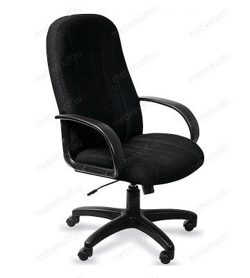 Кресло компьютерное Бюрократ T-898AXSN черное