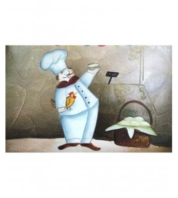 """Картина """"Пекарь"""""""