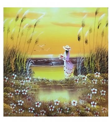 Картина маслом на холсте 12