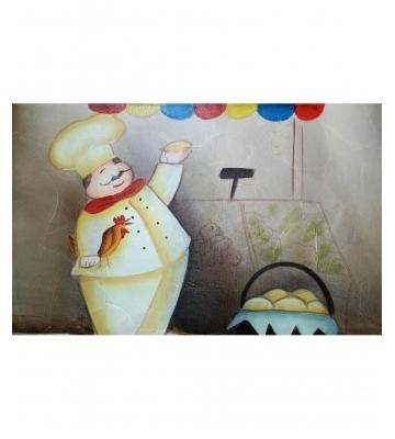 """Картина """"Пекарня"""""""