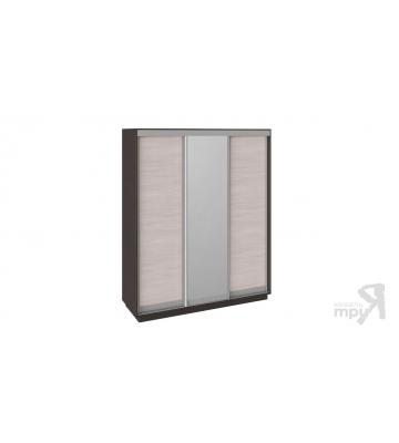 Шкафы-купе «Румер Ясень с зеркалом»