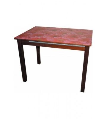 Обеденный стол Новара стеклянный