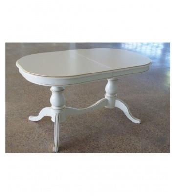 Овальный стол Николь из массива