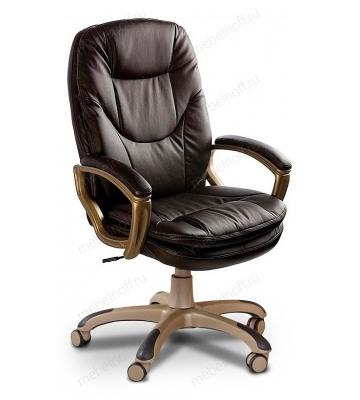 Кресло компьютерное Бюрократ CH-868AXSN кофейное