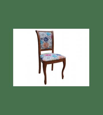 Мягкий деревянный стул Лора