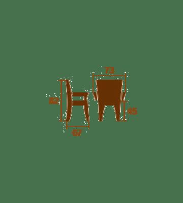Кресло Лацио