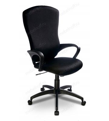 Кресло компьютерное Бюрократ CH-818AXSN черное