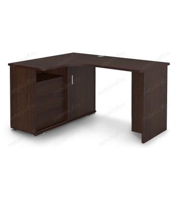 Стол письменный Домино СР-145С венге