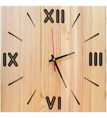 Деревянные часы Рим