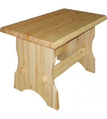 Деревянный стол CTS-1400s из сосны